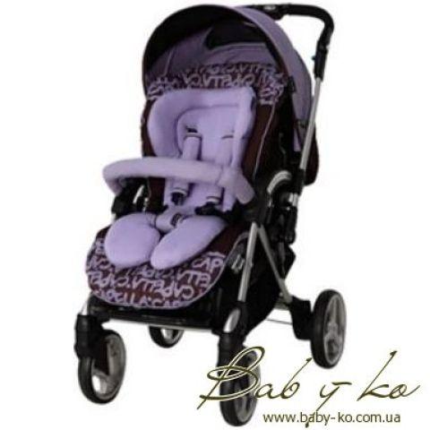Capella Capella S-709 Qbix (Grey) Детская коляска.