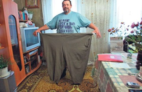 как похудеть с 80 кг до 60